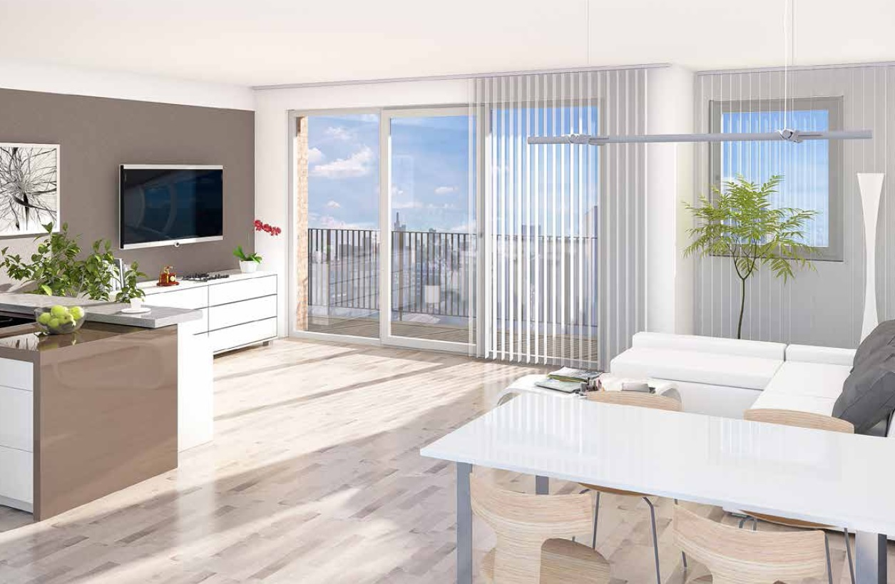 neue mitte nidderau wohma immobilien. Black Bedroom Furniture Sets. Home Design Ideas
